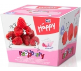 Bella Happy Baby Raspberry hygienic handkerchiefs 2 ply 80 pieces