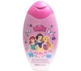 Disney Princess 2v1 šampon a sprchový gel pro děti 300 ml