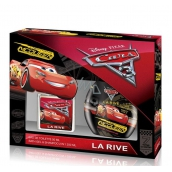 La Rive Cars perfumed water 50 ml + shampoo for hair and body 250 ml gift set