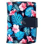 Albi Original Design wallet Hibiscus 9 x 13 cm