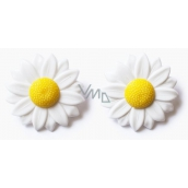Plastic Nova Daisies hair band pack 2 pieces