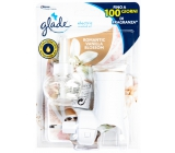 Glade Electric Scented Oil Romantic Vanilla Blossom electric air freshener machine with liquid filling 20 ml