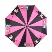 Albi Original Folding Umbrella Cat 25 cm x 6 cm x 5 cm