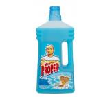 Mr. Proper Clean & Shine Ocean Universal cleaner including varnished wood and laminate 1 l