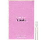 Chanel Chance Eau Vive toaletní voda pro ženy 2 ml s rozprašovačem, Vialka