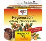 Bione Cosmetics Argan Oil & Shea Regenerating Nourishing Face Cream 51 ml