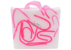 Bomb Cosmetics Tickly Pink Natural Glycerine Soap 100 g