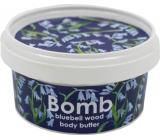 Bomb Cosmetics Bells - Bluebell Wood Natural body butter handmade 200 ml