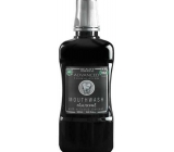 Beauty Formulas Charcoal Activated carbon mouthwash against bad breath and gingivitis 500 ml