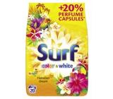 SURF 20dv.pr.prášek Color + White hawaiian dream 4894