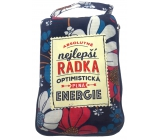 Albi Folding zippered bag for a handbag with the name Radka 42 x 41 x 11 cm