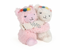 Albi Lama warm plush in pair 18 cm