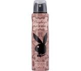 Playboy Play It Sexy deodorant sprej pro ženy 150 ml