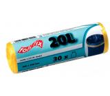 Folifix Trash bags, 7 µm, 20 liters, 50 x 45 cm 30 pieces