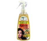 Bione Cosmetics Keratin & Argan Oil Leave-In Conditioner 260 ml
