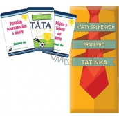 Bohemia Gifts & Cosmetics Fulfilled cards for daddy 20 pieces of cards
