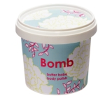 Bomb Cosmetics Butter baby Natural body peeling handmade 375 g