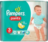 Pampers Pants 3 Midi 6-11 kg diapers 26 pieces