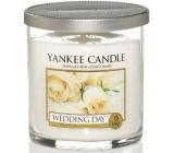 Yankee Candle Wedding Day - Svatební den vonná svíčka Décor malá 198 g