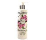 Jeanne en Provence Rose Envoutante - Captivating rose body lotion dispenser 250 ml