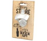 Nekupto Home Decor Bottle opener 10 x 17 cm