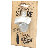 Nekupto Home Decor Bottle opener 10 x 17 cm