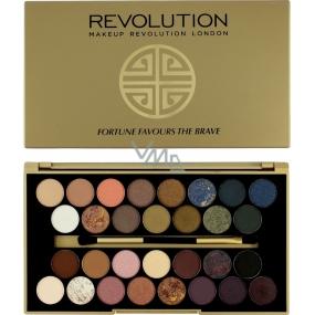 Makeup Revolution Fortune Favors The Brave eye shadow palette 30 g 16 g