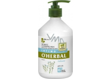 About Herbal Delicate Only cleansing milk for intimate hygiene 500 ml