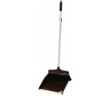Clanax Lenoch broom with shovel Brown 3312