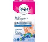 Veet Easy-Gel Underarm wax strip for sensitive skin 16 pieces