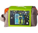 Fa Men Energy Boost shower gel 250 ml + deodorant spray 150 ml + Syoss Men Clean & Cool hair shampoo 440 ml + cosmetic bag, cosmetic set