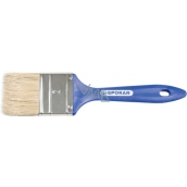 Spokar Flat brush 81215, plastic handle, clean bristle, size 3