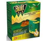 Biolit Electric mosquito vaporizer 1 piece + batteries 2 pieces