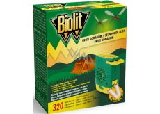 Biolit Against the mosquito electric vaporizer for batteries 1 piece + battery 2 pieces