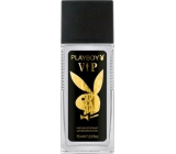 Playboy Vip for Him perfumed deodorant glass for men 75 ml