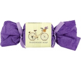 Bohemia Gifts & Cosmetics Life Riding handmade toilet soap with the scent of lavender candy 30 g