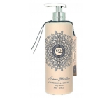 Vivian Gray Aroma Selection Grapefruit & Vetiver luxury creamy body lotion with 500 ml dispenser