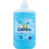 Coccolino Blue Splash concentrated fabric softener 72 doses of 1.8 l