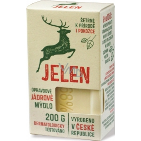 Deer Core wash soap in a box of 200 g