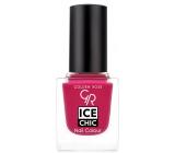 Golden Rose Ice Chic Nail Color nail polish 33 10.5 ml