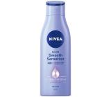 Nivea Smooth Sensation 48h krémové tělové mléko pro suchou pokožku 400 ml