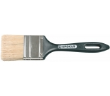 Spokar Flat Brush 81264, plastic handle, clean bristle, size 1,5