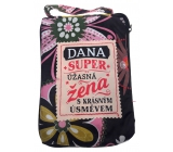 Albi Foldable zippered bag with a name Dana 42 x 41 x 11 cm