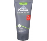 Kamill Men Vegan with cotton and chamomile extract hand cream for men tube 75 ml