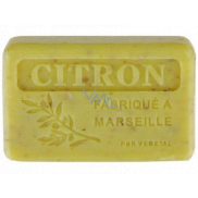 NeoCos Lemon natural, organic, from Provence, Marseilles soap with shea butter 125 g