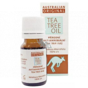 Australian Tea Tree Oil Original 100% pure natural oil cleanses the skin of bacteria 30 ml