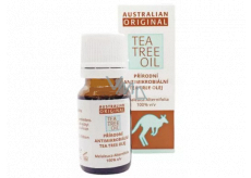 Australian Tea Tree Oil Original 100% pure natural oil cleanses the skin of bacteria 30 ml