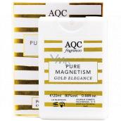 AQC Fragrances Pure Magnetism Gold Elegance Eau de Toilette for Women 20 ml