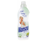 Wansou Sensitive Aloe Vera fabric softener concentrated 1 l = 4 l