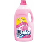 Woolite Extra Delicate Protection Liquid detergent for washing delicate and woolen laundry 75 doses of 4.5 liters